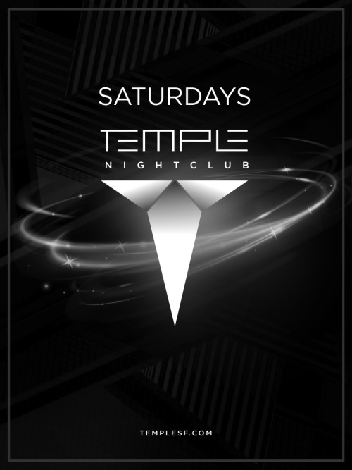 Temple Saturdays - Temple Nightclub