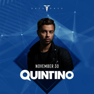 Quintino, Saturday, November 30th, 2019