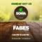 SOMA Garden at Night feat. Fabes- Food, Drinks and Music