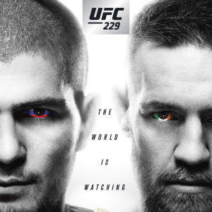 UFC 229, Saturday, October 6th, 2018