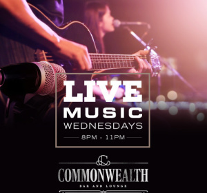 COMMONWEALTH: LIVE MUSIC WEDNESDAYS, Wednesday, February 19th, 2020