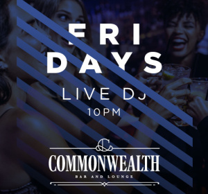 COMMONWEALTH FRIDAYS, Friday, February 28th, 2020