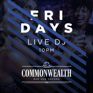 COMMONWEALTH FRIDAYS, Friday, February 14th, 2020