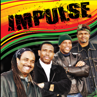 Reggae Tuesdays with Impulse Band, Tuesday, July 9th, 2019