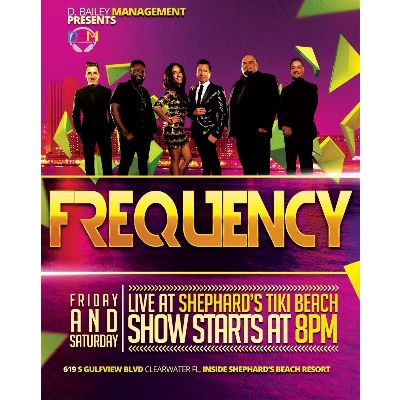 Frequency Band, Friday, July 5th, 2019