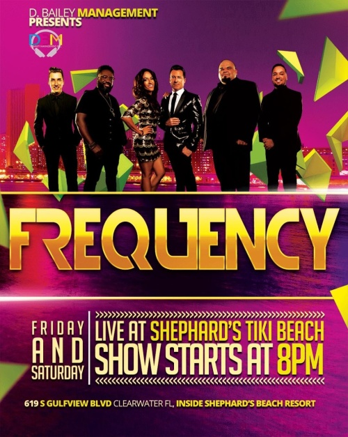 Frequency Band - Tiki Beach