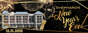 Shephard's New Years Party 2019, Monday, December 31st, 2018