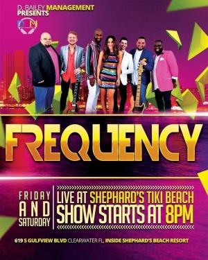 Frequency, Friday, October 11th, 2019
