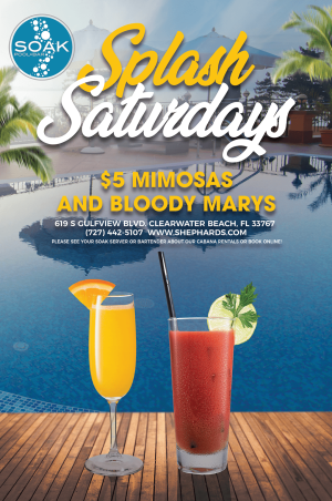 Splash Saturdays at Soak Pool Bar, Saturday, July 11th, 2020