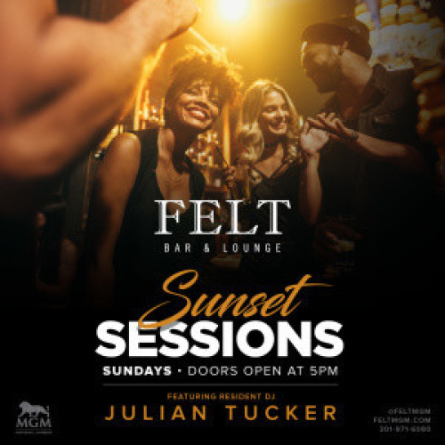 Sunday Sessions - FELT Bar & Lounge