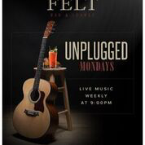 Unplugged, Monday, May 6th, 2019
