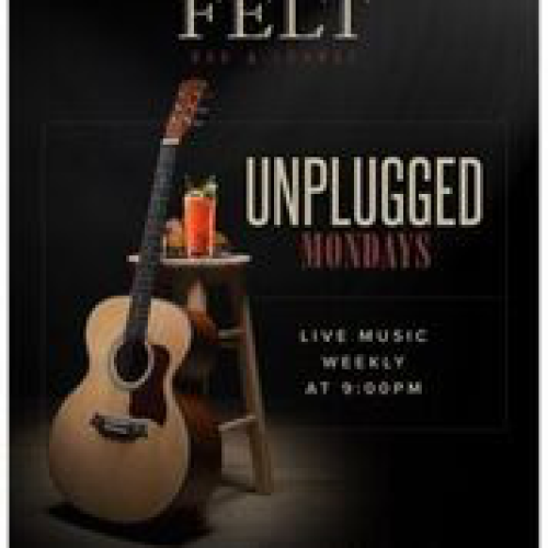 Unplugged - FELT Bar & Lounge