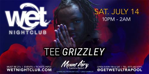 Tee Grizzley - Wet Nightclub
