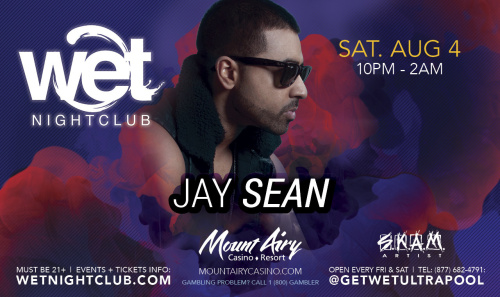 Jay Sean - Wet Nightclub