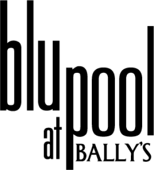 BLU POOL LAS VEGAS Logo