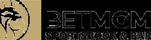 BetMGM AT ParkMGM Logo