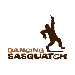 Dancing Sasquatch