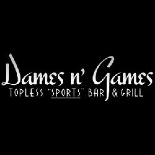 The Game That Can't Be Named - Dames N Games Topless Sports Bar & Grill LA