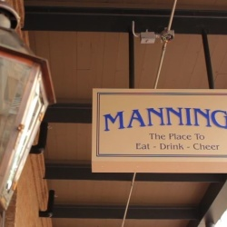 Manning's Sports Bar and Grill